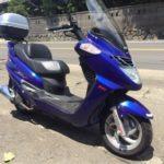 【125cc】SYM XPRO RV125EFI  ¥98,000-